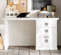 home office desks writing desks craft tables pottery barn