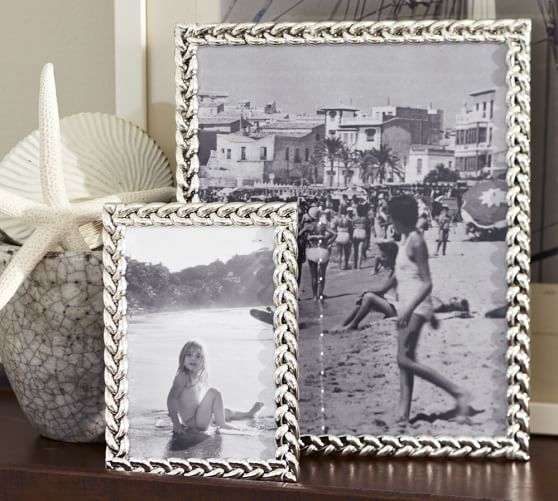 Amazing Classic Silver Plated Frames From The Pottery Barn ·  Http://rk.pbimgs.com/pbimgs/rk/images/ Design Ideas