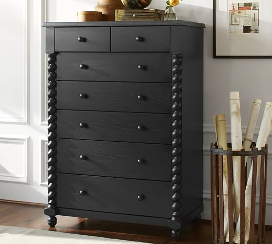 Stinson Tall Dresser Pottery Barn