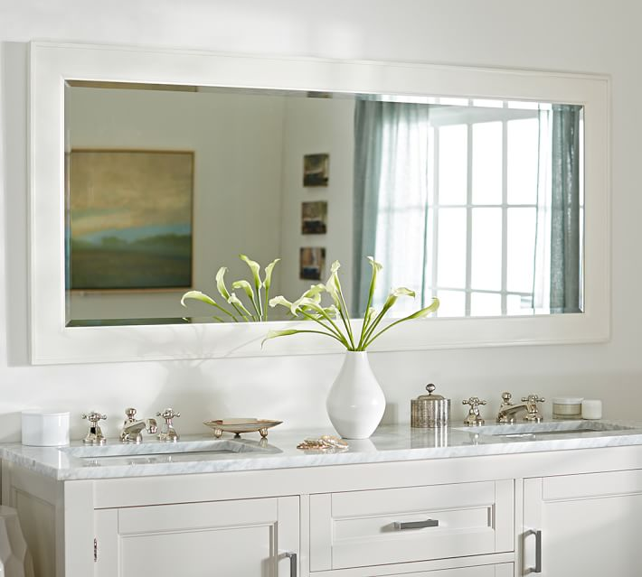 mirrored bathroom vanity  laba interior design,
