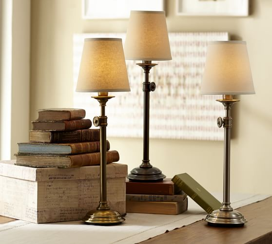 Chelsea Accent Lamp Pottery Barn
