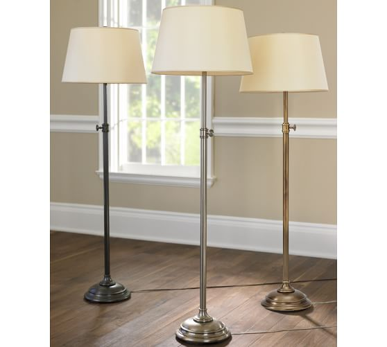 Chelsea Floor Lamp Base Pottery Barn
