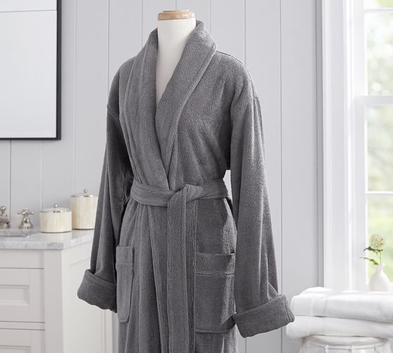 Pb Classic Terry Robe Pottery Barn
