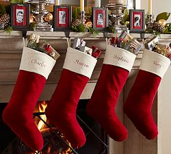 Christmas Stockings | Pottery Barn