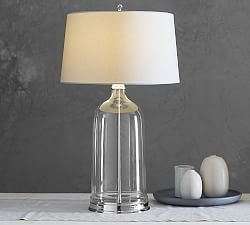 table lamps pottery barn. Black Bedroom Furniture Sets. Home Design Ideas