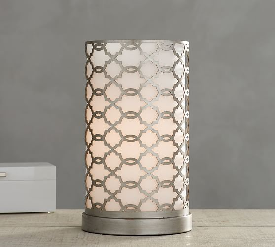 Pottery Barn Ambient Lamp: Delphine Ambient Light