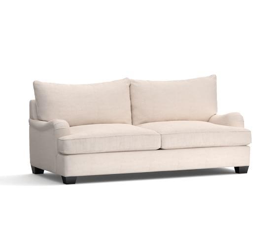PB Comfort English Arm Upholstered Sofa