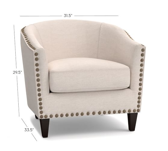 Harlow Upholstered Armchair