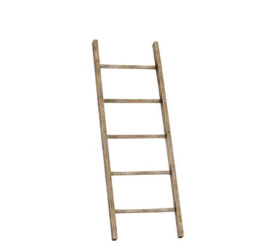 PB Found Wood Ladder, 5'