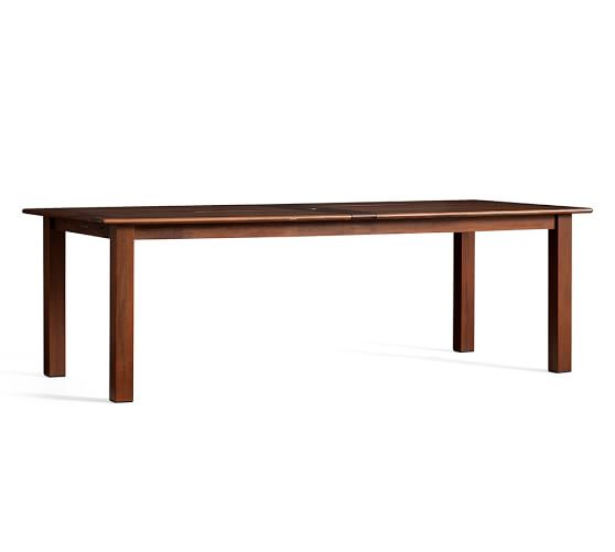 Chatham Extra Large Rectangular Extending Dining Table