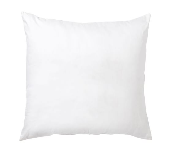 Throw Pillow Inserts Pottery Barn : Synthetic Pillow Insert Pottery Barn
