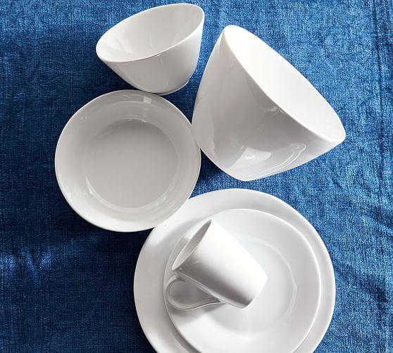 Au Naturale Mug Set Of 4 Pottery Barn