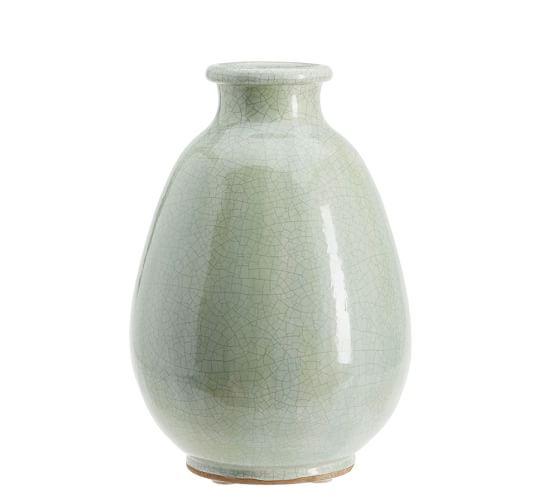 Celadon Vase, Medium