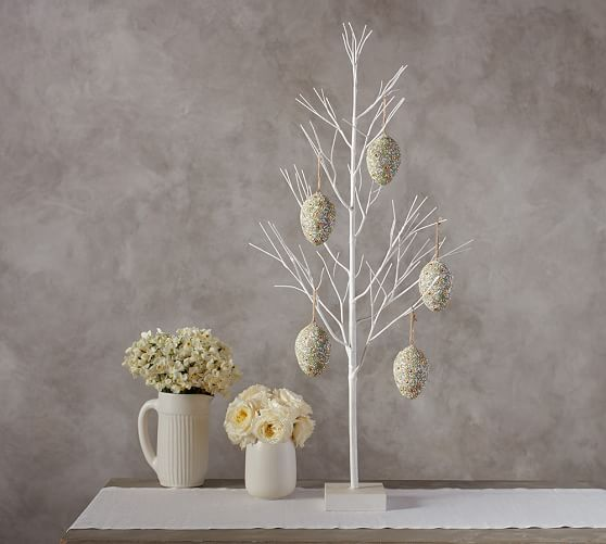 Easter Ornament Tree Pottery Barn