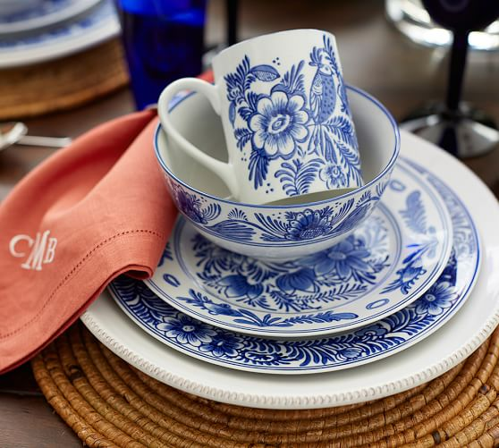 Elsie Dinnerware Pottery Barn