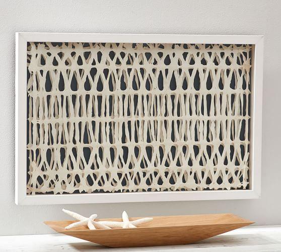 Wall Decoration By Paper Cutting : Lasercut paper wall art pottery barn