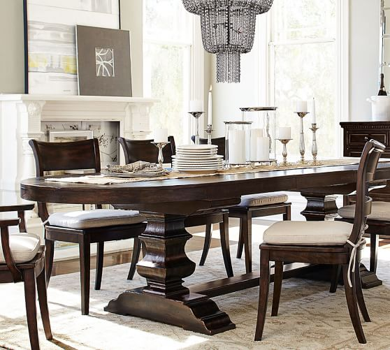 Dining Room Tables Oval Table amp Chairs
