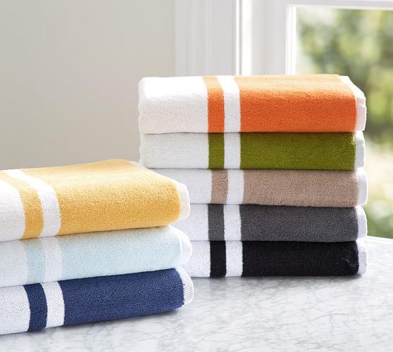 Organic Bathroom: Tinsley Organic Bath Towels