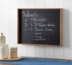 bella modular chalkboard