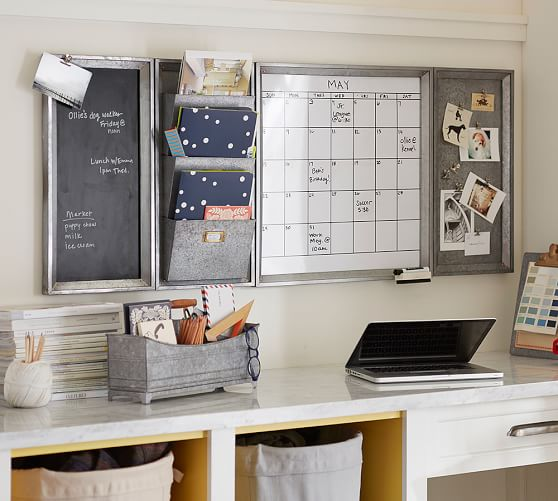 Build Your Own Galvanized System Components Pottery Barn