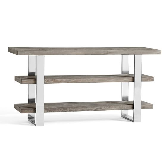 Durham console table pottery barn - Menzzo table console ...