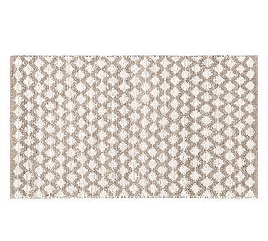 Diamond Wool Rug Ivor By Pottery Barn 74