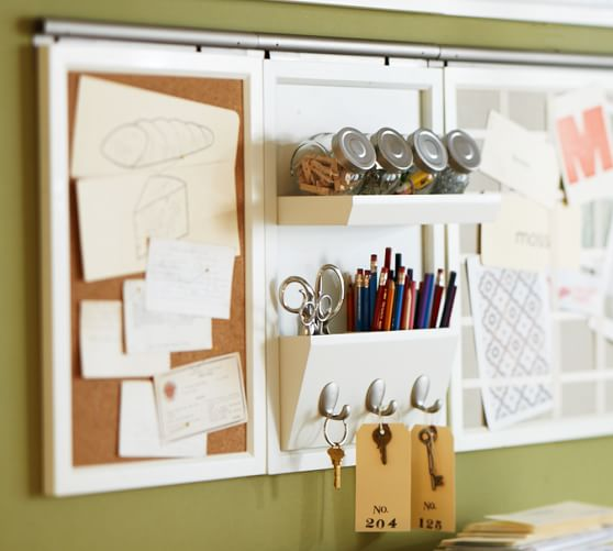 Home Office Wall Organization Systems For Desk Could