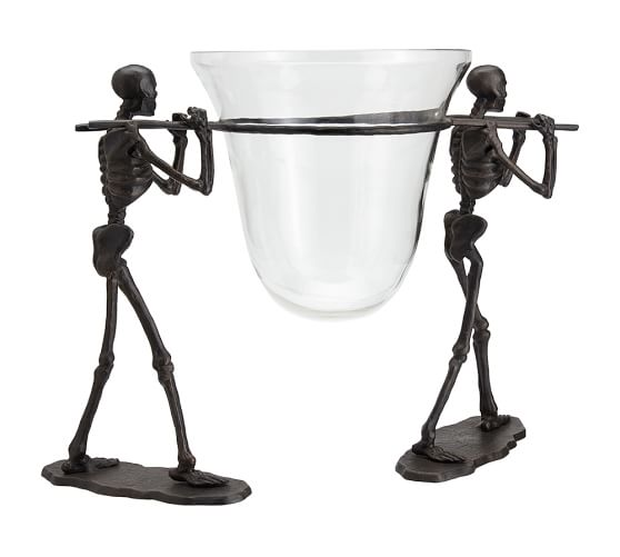 Walking Dead Serve Bowl and Stand