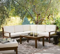 Pottery Barn Patio Furniture. Outdoor Sectionals Pottery Barn Patio  Furniture B