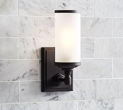 Bathroom Wall Lighting Pottery Barn