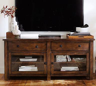 Designer Love Tv Stand - Pottery barn tv table
