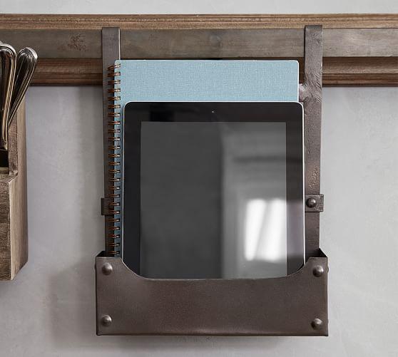 Kitchen Rail System, IPad Holder