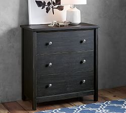 Bedroom dressers bedside tables pottery barn for Furniture upholstery tacoma