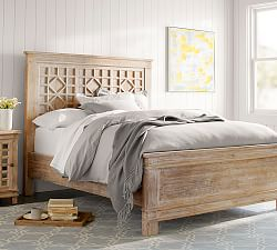 Beds Amp Headboards Pottery Barn