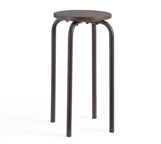 Tommy Stacking Counter Stool Pottery Barn