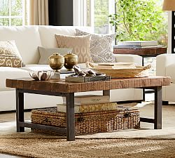 Clint Reclaimed Wood Console Table