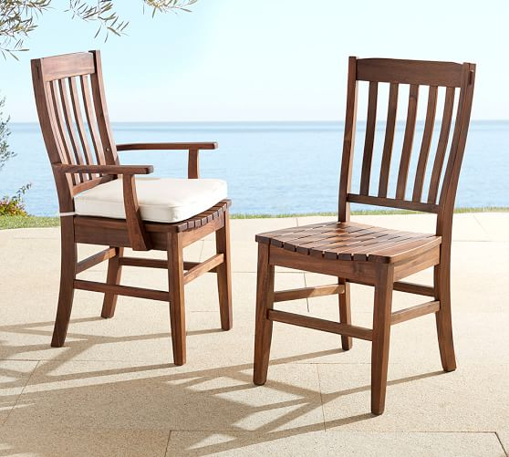 Benchwright Outdoor Dining Chair