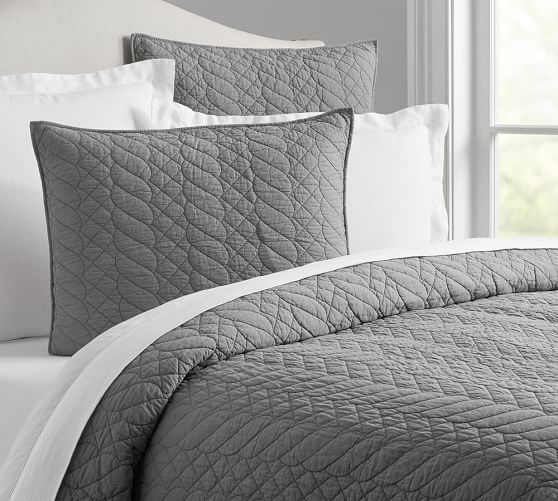 Brie Quilt Amp Sham Pottery Barn