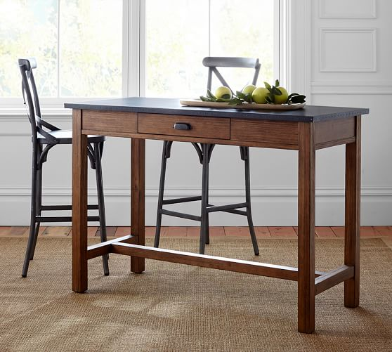 Channing Bar Height Table Pottery Barn