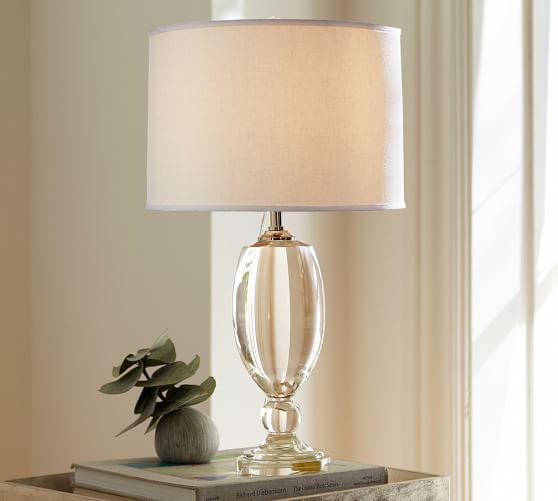 Lexington Crystal Table Lamp Base – Crystal Desk Lamps