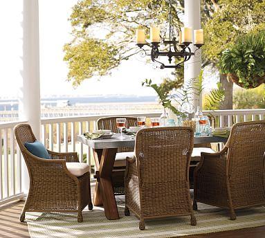 Abbott Zinc Top Rectangular Fixed Dining Table Amp Saybrook