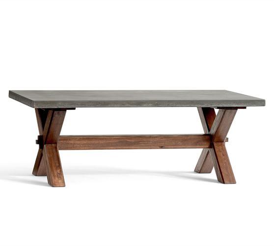 Rectangular Coffee Table: Abbott Rectangular Coffee Table