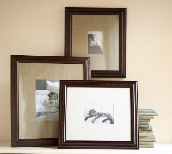 multi mat frames pottery barn