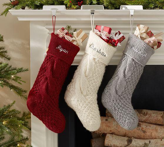 Stocking Knit 15