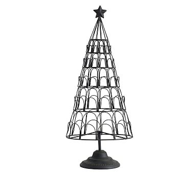 Christmas Tree Card Holder | Pottery Barn