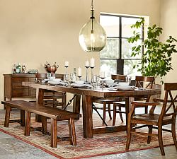Extendable Dining Tables Pottery Barn