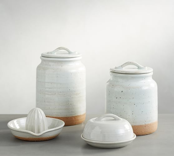 portland canisters set of 3 pottery barn
