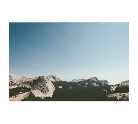 Yosemite Framed Print By Camrin Dengel Pottery Barn