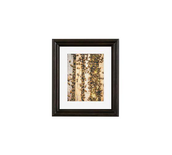 Busy Bees Framed Print By Camrin Dengel, 11x13