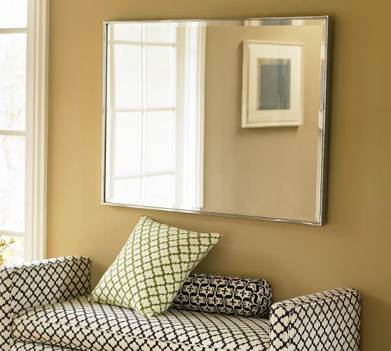 Slender Studio Mirror 30 x 42